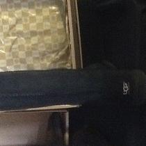 Ugg Tall Black Boots Never Worn Photo