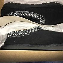 Ugg Tasman Womens Slippers Black Nib Photo