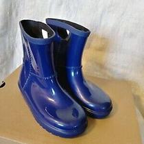 Ugg Toddler Rahjee Rain Boots Blue Size Us 1 Photo
