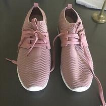 Ugg Willows Trainer Sneakers Women's Size 9.5 Pink Shoes 1099837 Authentic New Photo