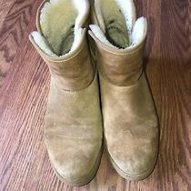 Ugg  Women's Kristin Short Boots Booties Chestnut Size Us 8 Photo