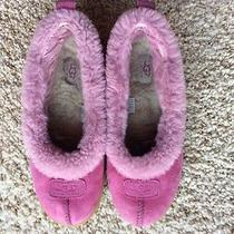 Ugg Women's Rylan Pink Slippers - Size 9 Photo