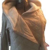 Ugg Womens Sherpa Hoodie Beige Color Size Medium. Photo