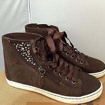 Ugg Women's Sneakers With Swarovski Elements Size 6 Photo