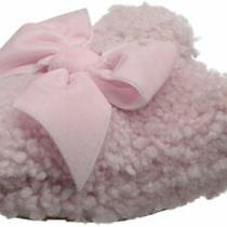 Ugg Women's W Addison Velvet Bow Slipper Seashell Pink 6 M Us Photo