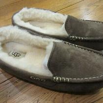 Ugg Womens Ansley Brown Slippers Size 9 S/n 3312 Euc Photo