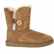 Ugg Womens Bailey Button Ii Chestnut Fashion Boots Size 10 (1253759) Photo
