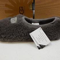 Ugg Womens Slippers Birche Grey Size 9 Photo