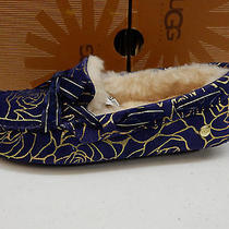Ugg Womens Slippers Dakota Rosebloom Medallion Size 8 Photo
