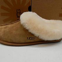 Ugg Womens Slippers Moraene Chestnut Size 7 Photo