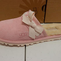 Ugg Womens Slippers Nala Clog English Primrose Size 7 Photo