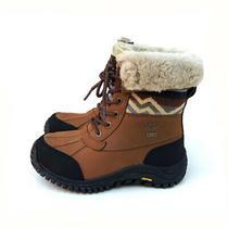 Ugg X Pendleton Adirondack Women Winter Boots Chestnut Size Us 6 / Eu 37 Photo