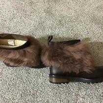 Uggpure Otelia S/n 1095851 Boots Sheep Fur Cuff Photo