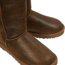 Uggs Bomber Chestnut Sz 10 Photo