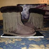 Uggs Boots Brown (Custom) Photo