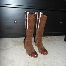 Uggs Boots Suede Size 5 Photo