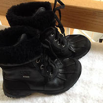 Uggs Childrens Boots 5209 Size 13   Photo