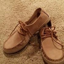 Uggs Moccasin With Laces.  Photo