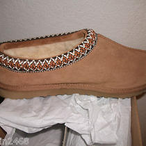 Uggs New W/ Box Slippers Shoes Ugg Tasman Shoes Mens Size 11.5 to 12 Photo
