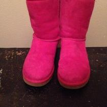 Uggs Pink Size 8 Photo