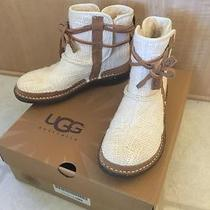 Uggs S/n 1628 Jute Size 8 Wm New Other  Photo