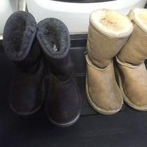 Uggs Size 1 -- 2 Pairs  Photo