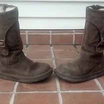 Uggs Size 1 Girls Brown Photo