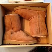 Uggs - Size 2 Chestnut Photo