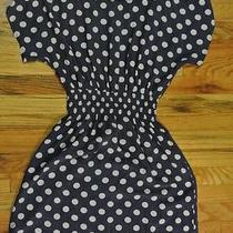 Ulla Johnson Silk Dress Vintage Polka Dot Retro Boho Hipster Chic Anthropologie  Photo