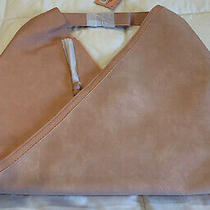 Ulta Beauty Large Tote Faux Leather Blush Pink Nwt Photo