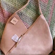 Ulta Beauty Large Tote Faux Leather Blush Pink / Peach Nwt Photo