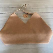 Ulta Pink Beauty Blush Shoulder Tote Bag Purse Faux Leather New Photo