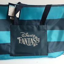Ulta Travel 2 in 1 Disney Fantasy Travel Tote Convertible Beach Blanket New Photo