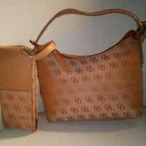 Unbranded Designer Inspired Tangerine Hobo Handbag Matching Cellphone Case Mini  Photo