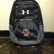 Under Armor Backpack With Boston College Logo Photo