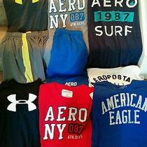 Under Armour American Eagle and aero.clothing Photo