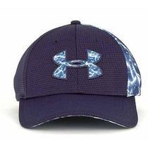 Under Armour Bolt Lightning Stretch Fit Baseball Cap Hat Flex Cap Photo