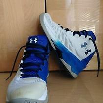 Under Armour Boys Grade School Longshot Basketball Shoes Size 6.5y Photo