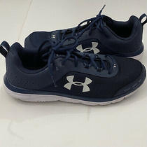 Under Armour Charged Assert Men's Athletic Shoes Sneakers Blue Size 13 Photo