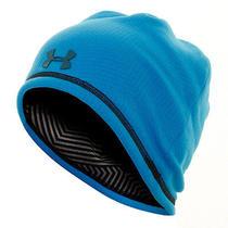 Under Armour Coldgear Elements Infrared Storm Fleece Beanie Mens Hat Cap Photo