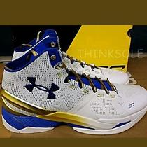 Under Armour Curry 2 Gold Rings Brand New Brand New Photo