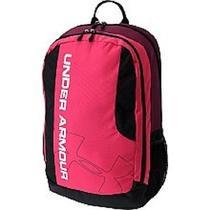 Under Armour Dauntless Backpack Nwt Pink Black Magenta Photo