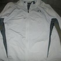 Under Armour Full Zip Jacket Size L Photo