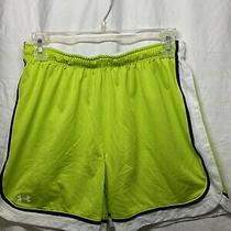 Under Armour Girls Shorts Size Small  Photo