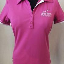 Under Armour Golf Polo Sanctuary Golf Club Cat Island Sc Size Md B1 Photo