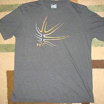 Under Armour Heat Gear Basketball Shirt Xl Photo