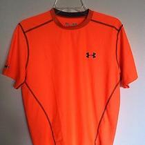 Under Armour Heat Gear Fitted Coupe Men's Size Md/m Photo