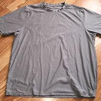 Under Armour Heat Gear Gray Athletic Workout Shirt - Size Xl Photo