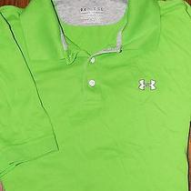 Under Armour Heat Gear  Polo Shirt Extra Large  Photo