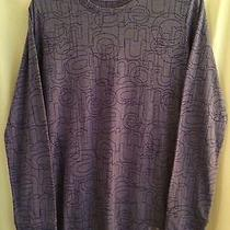 Under Armour Heat Gear Purple Long Sleeve Fitness Top M Photo